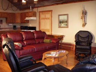The Trout's End suite of the Lodge - Mountain View vacation rentals