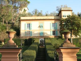 Apartment in villa - Sestri Levante vacation rentals