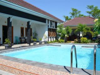 Unique private villa near Yogyakarta: Villa Ditya - Yogyakarta vacation rentals