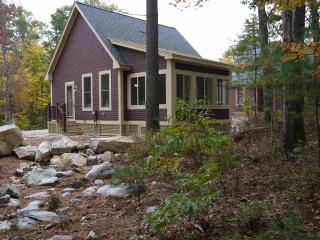 Delightful 2012 Cottage - Summer Village- Westford - Pepperell vacation rentals