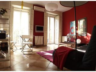 2 bed rooms apartmentPlaza de Lavapies - Image 1 - Madrid - rentals