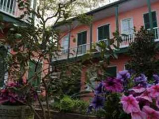 Courtyard - 2 Bedroom Suite, Heart of the French Quarter - New Orleans - rentals