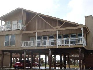 Beach Front Home - Galveston vacation rentals