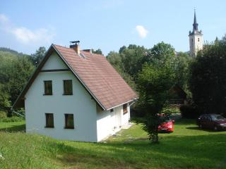 Comfortable cottage in a small village in Bohemia - Bohemia vacation rentals