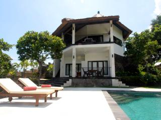 Villa Mente: 3-bedroom Villa with Amazing Views! - Lovina vacation rentals