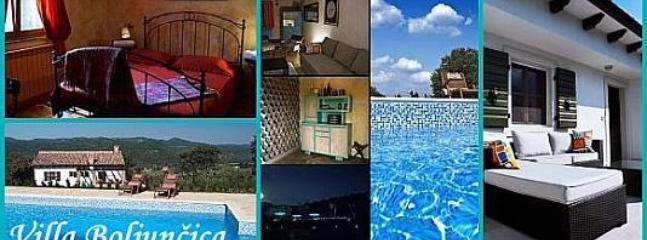 Villa Boljunčica - a pitoresque villa in Istria - Image 1 - Boljun - rentals