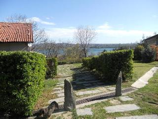 Cottageof charme  with lake view in a quiet mountain farm. - Lombardy vacation rentals