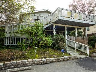 Charming dog-friendly home w/ unique interior, ocean views & great wood stove! - Aptos vacation rentals