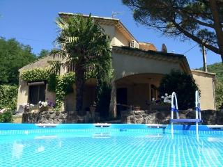 Nice Villa with Internet Access and A/C - Darbres vacation rentals