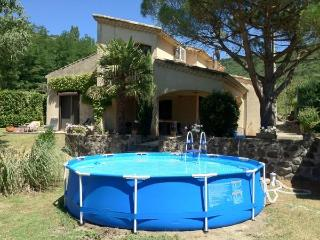 Nice Villa with Internet Access and Dishwasher - Darbres vacation rentals