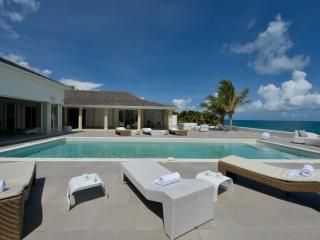 LA PERLA PALAIS...expansive luxury on beautiful Baie Rouge beach, part of - Baie Rouge vacation rentals