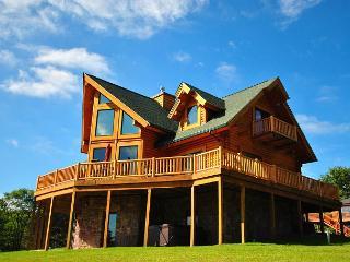 Log Mahal - Western Maryland - Deep Creek Lake vacation rentals