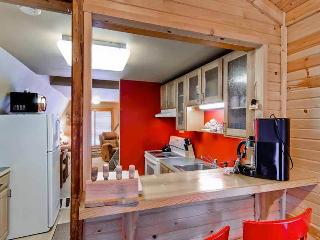 Cross Cut Cabin Warm Springs - Central Idaho vacation rentals