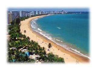 Isla Verde Beach - ESJ Condo/Hotel wt ktchn Beach Frnt 5 STRS LOCATION - San Juan - rentals