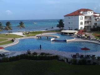 Ocean/Pool Front Paradise at Grand Caribe - Ambergris Caye vacation rentals