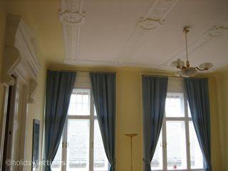 323 sq feet Salon with two large windows and fully furnished - Budapest Quality Rental - Budapest - rentals