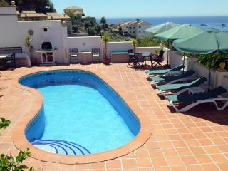 Luxury Apartment El Olivo with fantastic sea views - Almunecar vacation rentals