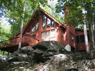 Beautiful Country Home with Waterfall and Hot Tub! - Poconos vacation rentals