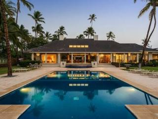 Oceanfront and exclusive 6 bedroom Estate near Mauna Kea Beach - Kailua-Kona vacation rentals