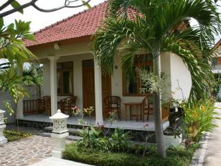 Bungalows in a beautiful garden next to the beach - Lovina vacation rentals