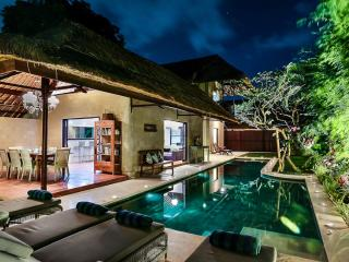 VILLA ELLEO SEMINYAK 4 BEDROOM 4 BATH - SLEEPS 9 - Seminyak vacation rentals