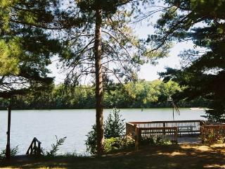 Lemens Lodge on Long Lake - ALL YEAR ROUND - Sarona vacation rentals