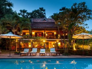 Nice Villa with Deck and Internet Access - Siem Reap vacation rentals