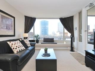 Downtown Vancouver 1 Bedroom Executive Condo with Views to English Bay - Vancouver vacation rentals