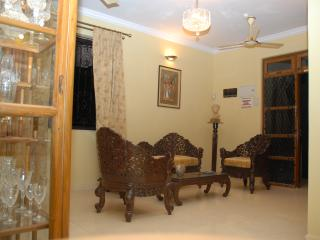 Nice 3 bedroom Benaulim House with A/C - Benaulim vacation rentals