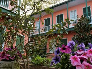 Courtyard Studio, Heart of the French Quarter - New Orleans vacation rentals