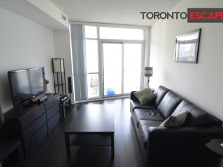 THE PERFECT CITY & LAKE VIEW - 2bdr + 1.5 bath - Toronto vacation rentals