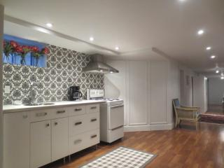 Pearl Suite - 1bdr + 1 bath, below ground level - Toronto vacation rentals