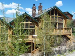 Sawing logs cozy cabins Condo #3 - Jackson Hole Area vacation rentals