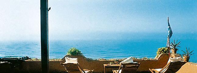 private terrace over the beach - duna - Terracina - rentals