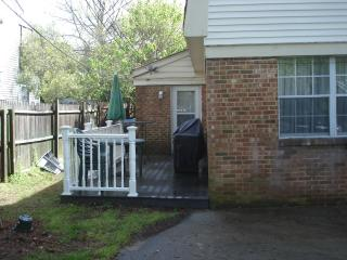 Desirable North End Townhouse - Virginia Beach vacation rentals