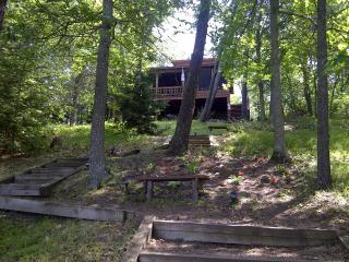 Lake Cottage on Chetek chain of lakes - Chetek vacation rentals