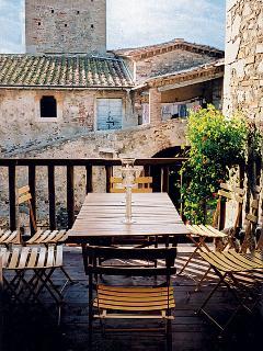 """3 Bedroom Hilltop """"Castle"""" at Casa al Borgo - Albinia vacation rentals"""