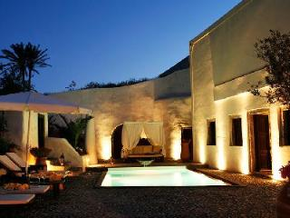 Mansion Sophia - Mansion with pool combines old charm & modern style - Megalochori vacation rentals