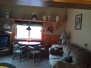 Sayner Wisconsin  Plum Lake Rentals - Sayner vacation rentals