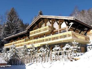 Chalet Serena, sauna and Jacuzzi beckon for relaxation, with spa treatment room - Rhone-Alpes vacation rentals