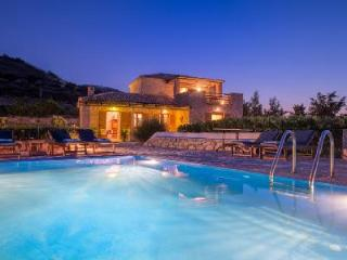 Traditional stone house Villa Purple in gated community with private pool & sea access - Zakynthos vacation rentals
