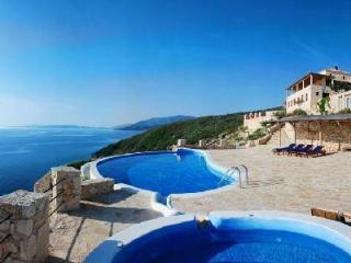 Superb sea view Deep Blue- stone house with sea access & hydro-massage pool - Zakynthos vacation rentals