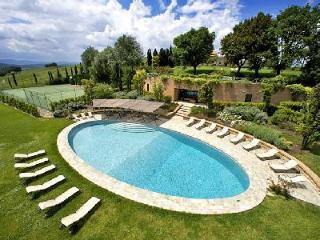 Hillside Country Villa with Pool & Tennis at Borgo Finocchieto - Montalcino vacation rentals