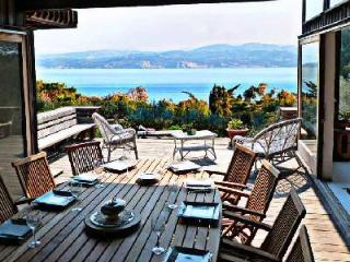 Secluded & Private with Fantastic Views & Daily Maid - Family-Friendly Villa Costa Esmeralda - Bonifacio vacation rentals
