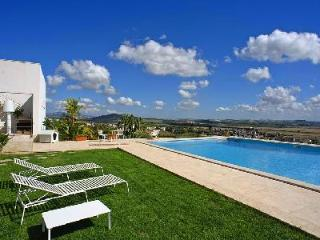 Villa Trapani - Hillside villa, private pool, expansive grounds & gorgeous views - Trapani vacation rentals