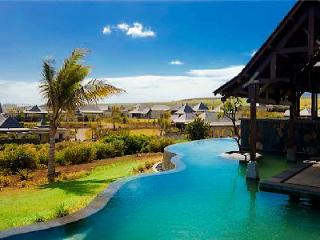 Captivating ocean view Thalie 7- near beach with zen infinity pool & golf cart - Bel Ombre vacation rentals