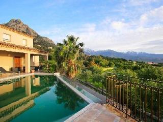 5 min to the Beach Staffed Villa Di Mare offers Space, Private Pool & Sea Views - Corsica vacation rentals