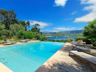 Stunning Stone Farmhouse Villa Authentique Near the Beach with Pool, Heliport & Great Views - Oletta vacation rentals