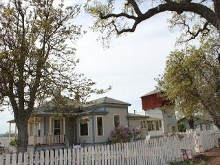 Sit on porch and watch the grapes grow. Experience tranquil Wine Country - Templeton vacation rentals