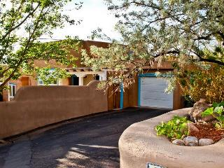 An authentic Santa Fe adobe perched above Santa Fe's downtown - walk to Plaza - Santa Fe vacation rentals